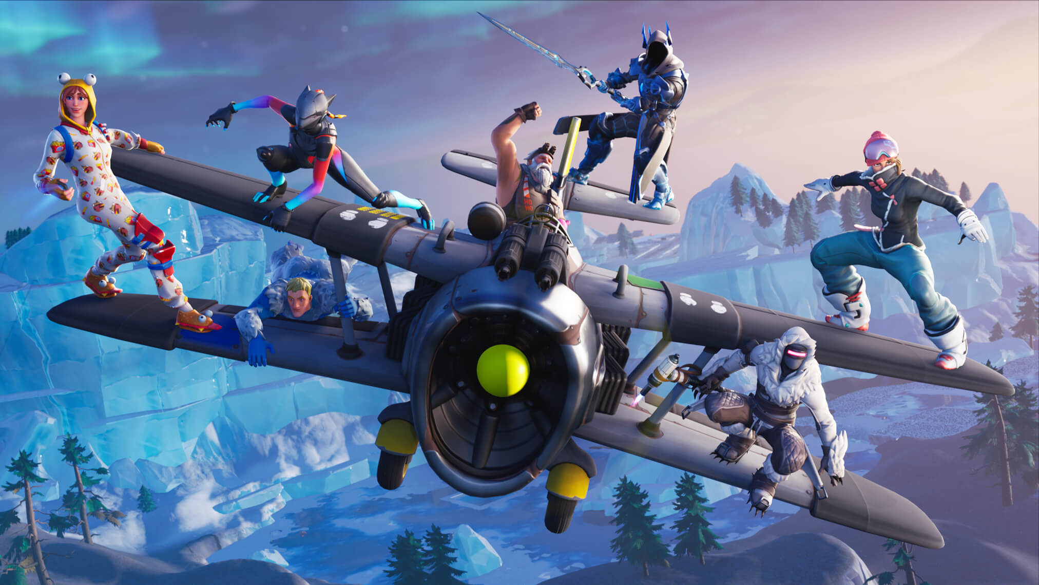 Photo of Fortnite adds new Updates to the Game
