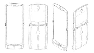 Photo of Motorola's Foldable Smartphone Might Soon See the Light of the Day
