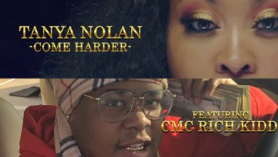 """Photo of Tanya Nolan releases new single """"Come harder"""" featuring Rich Kidd"""