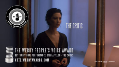 """Photo of Stella Velon (""""The Critic""""), Trevor Noah, The Hollywood Reporter, Post Malone and other big names nominated for the Annual Webby Awards"""