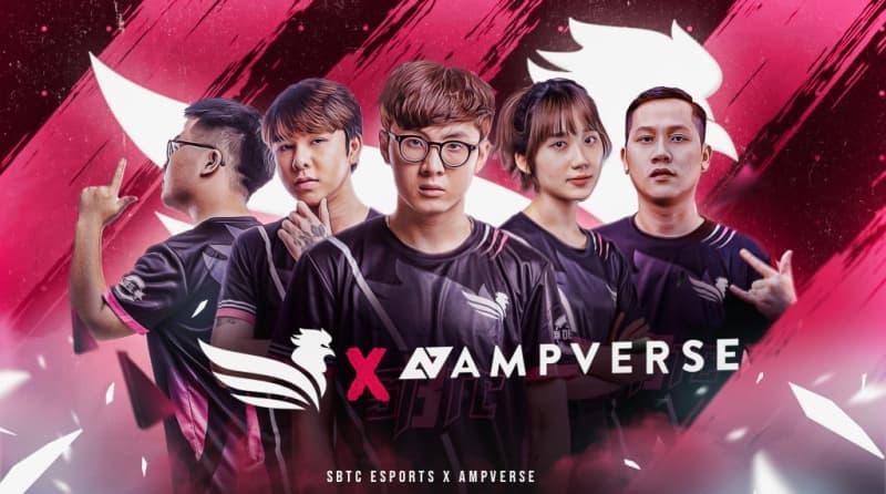 Ampverse acquires Vietnamese team SBTC Esports thumbnail